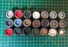 Humbrol Revell Colour Enamel Paint Job Lot X21  Black White Yellow Red Airfix