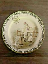 Royal Doulton Collector Child's Plate made in England