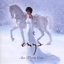 """ENYA """"AND WINTER CAME"""" CD NEW+"""
