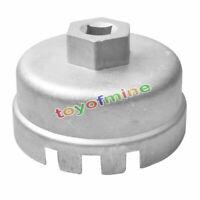 Llave para filtro de aceite taza de aluminio Prius de Toyota Corolla RAV4 Auris