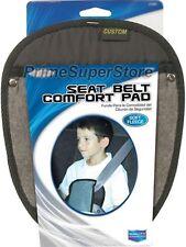 Custom Premium Fleece Seat Belt Shoulder Comfort Cover/Dress Pad Child/Kid/Adult
