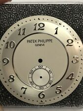 Silver Dial 100% Authentic Patek Philippe Calatrava 5196P