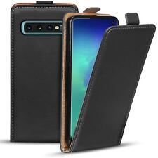 Schutzhülle Samsung Galaxy Flip Cover Case Handy Hülle Klapp Tasche Schutz Etui