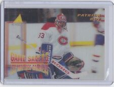 MINT! 1995-96 PINNACLE  McDONALD'S PATRICK ROY MONTREAL CANADIENS