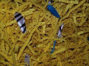 4 Oz. Crinkle Paper Gift Basket Shredded Paper Filler You Choose TWO 2 Oz. Bags