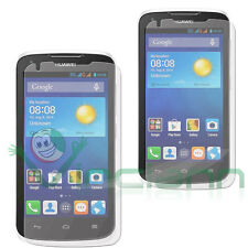 2X Pellicola protettiva display TRASPARENTE per Huawei Ascend Y520 Y540