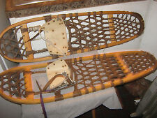 """VINTAGE TUBBS SHERPA S3 SNOWSHOES-10"""" Wide X 36"""" Long-EXCELLENT CONDITION"""