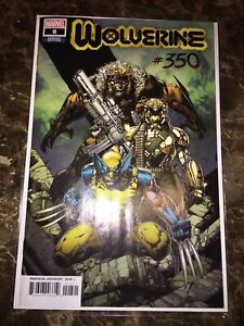 Wolverine 2020 #8 1:25 David Finch Variant NM