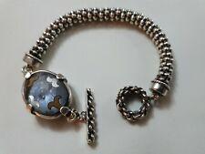 Holland Gem Kingdom 925 Sterling Silver Bracelet