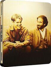 Good Will Hunting Steelbook Blu-ray Damon Affleck Williams Drama