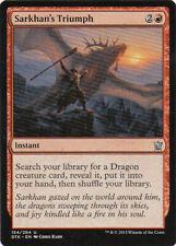 Sarkhan's Triumph - Dragons of Tarkir - Uncommon - Near Mint