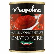 Napolina Tomato Puree Tin - 142g - Pack of 3