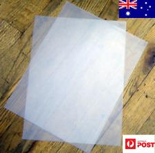 20 X BIG parchment paper Construction Blueprint-Semi-Transparent -AustraliaStock