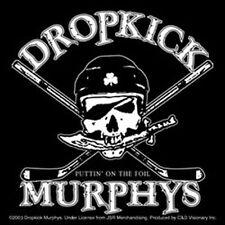 Dropkick Murphys - Hockey Skull Sticker