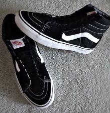Vans High Top Skate Shoes Sneakers 721454 Men's Size 9.5 women's size 11