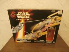 Hasbro Star Wars Episode 1 Anakin Skywalker's Pod Racer With Figure NIB 1998