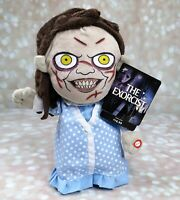 """12"""" Exorcist Talking Animated Scary Doll Halloween NEW"""
