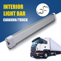 LED Strip Lights Bar Roof Lamp For Car Van Caravan Camper Motorhome Truck 24V