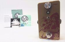 Walrus Audio Contraband Single Knob Fuzz Guitar Effect Pedal w/ Box / Case Candy