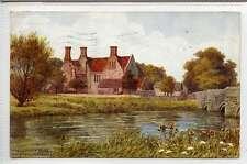 (Lh268-355)QUINTON (ARQ),Manor House Wool, Tess of The D'urbervilles 1954, *3342
