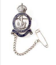 RAN Next of Kin Badge First World War