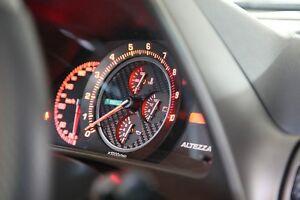 Lexus IS300 Carbon Fiber Dash Cluster Decal Suits IS200 Altezza SXE10