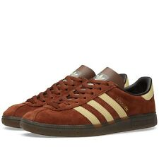 adidas Originals BROWN MUNCHEN SPZL TRAINERS BNIB UK9.5