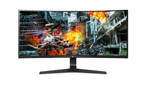 "LG 34GL750  Ultra Wide Curved Gaming Monitor IPS 144Hz  34"" Gaming Monitor"