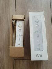 Offical Nintendo Wii Remote Controller Boxed
