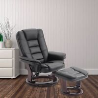 Recliner Chair And Ottoman Swivel Lounge Leisure Leather Living Room  Furniture. Image Number 6 Of Benchmaster Recliner Dealers ...