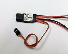 005: 1x 35A(40A Max) Brushed ESC suit w/370,380 motor,2-3S lipo for RC Airplane