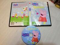 PEPPA PIG - BUBBLES (12 Fun Piggy Tales) - Australian E-One DVD Issue - Region 4