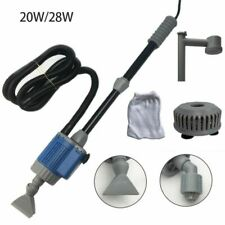 Electric Fish Tank Water Change Pump Aquarium Cleaner Siphon Filter Cleaning
