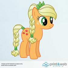 My Little Pony AppleJack Vinyl Decal Wall Sticker Kids