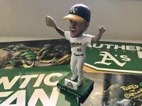 NEW: Sean Manaea No Hitter Bobblehead 2018 SGA Oakland A's Athletics FREE SHIP