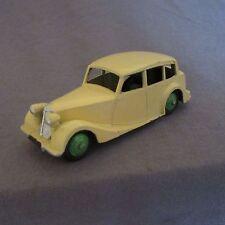 418D Dinky 40B Triumph 1800 Rpt 1948