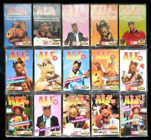15 MCs Alf 3,5,6,7,8,10,12,13,14,16,17,19,20,27,29, Karussell