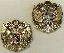 USMC Marine Security Guard Det DOS MSG-Det US Embassy Moscow Russia Cut Out Coin