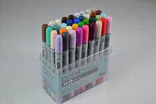 Copic Ciao 36 Brush Pen Marker Set E - Graphics & Manga