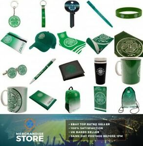 Celtic FC Official Merchandise Gift Ideas Christmas Birthday Fathers Day Gift