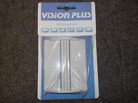 Vision Plus Uni-bracket Self Adhesive Spare Fixing Plate For Caravan Motorhome