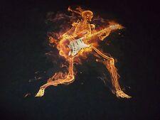 Rockin Skeleton Shirt ( Used Size XL ) Nice Condition!!!