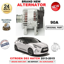 FOR CITROEN DS3 HATCH 1.2 VTi 82 THP 110 2013-2015 BRAND NEW 90A ALTERNATOR