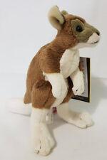 National Geographic Kangaroo Australia [17cm] Soft Plush Toy NEW