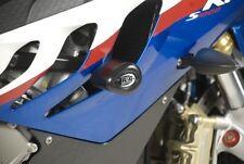 BMW S1000RR 2010 R&G Racing Aero RACE Crash Protectors CP0283WH White