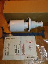 chasse d'eau GEBERIT 240114001 de réservoir à encastrer FLUSH Flushing Valve WC