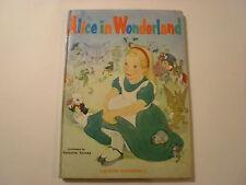 Alice in Wonderland, Lewis Carroll, Marjorie Torrey, 1955