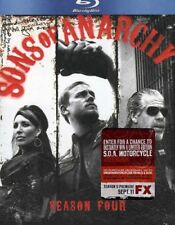 Sons of Anarchy: Season 4 [New Blu-ray] Boxed Set, Digital Theater System, Sub