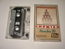 JJ J.J. CALE - Number 10 - MC cassette tape /361