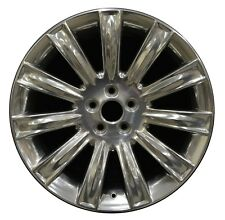 "20"" Lincoln MKS 2009 2010 2011 2012 Factory OEM Rim Wheel 3764 Full Polish"